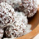 طريقة عمل كوره الشوكولاته بجوز الهند
