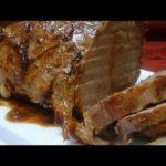 طريقة عمل اللحمه الباردة بالصوص