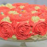 طريقة عمل الكيكة الاسفنجية لنجلاء الشرشابى