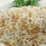 طريقة عمل أرز بالشعرية