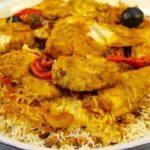 طريقة اعداد أرز برياني بسمك فيليه