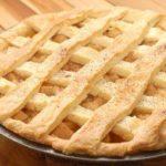 طريقة تحضير فطيرة التفاح الامريكية