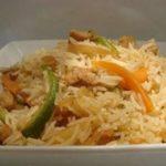 طريقة عمل الأرز الصيني