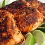 طريقة عمل الدجاج المشوي باللبن الرايب