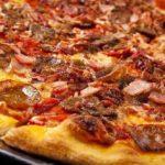 طريقة عمل البيتزا باللحمة