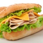 طريقة اعداد ساندويش تيركي وخس
