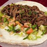 طريقة طبخ شاورما اللحم التركي