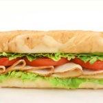 طريقة اعداد ساندويش تيركي للمدارس