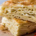 طريقة اعداد برك تركية بالجبن