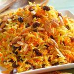 طريقة اعداد كبسة الأرز بالجزر