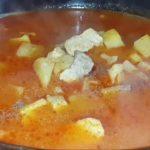 طريقة طبخ يخنة البطاطا