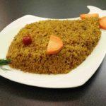 طريقة عمل ارز بني للسمك