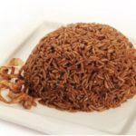 طريقة عمل ارز بني