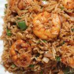 طريقة عمل ارز بالجمبري