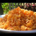 طريقة عمل الأرز  على الطريقة الأسبانية