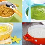 جدول غذائي للطفل من عمر 4 الي 8 شهور