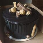 طريقة تحضير الكيكة السوداء